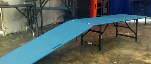 GroomRight Dog Show Ramp Table